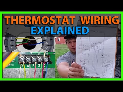 Thermostat Wiring Explained!