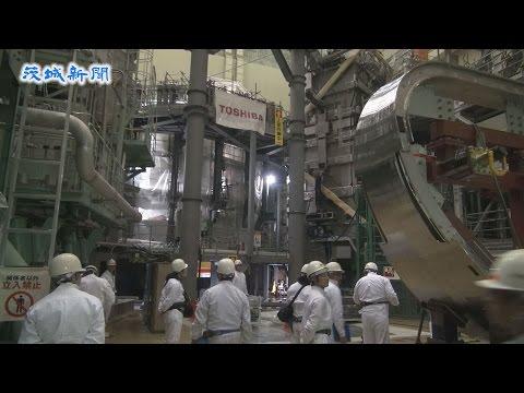 那珂核融合研究所がJT-60SAの建設状況を公開
