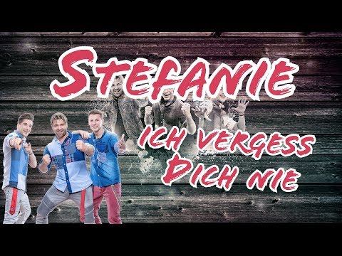 Stefanie - Die Zipfelbuben (Lyric Video)