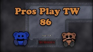 Teeworlds - Pros play TW 86: We're back!