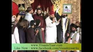 Urdu Naat( Jashan e Aamad e Rasool)Owais Raza Qadri 22-04-2015 Eidgah Sharif at Rawalpindi.By Visaal