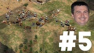 AoE2 - Daut Challenge | Game #5