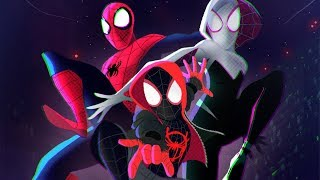 Spiderman Into The Spiderverse ~ Sunflower