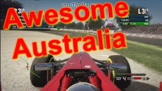 F1 Game 2012 - Awesome Australia Thumbnail