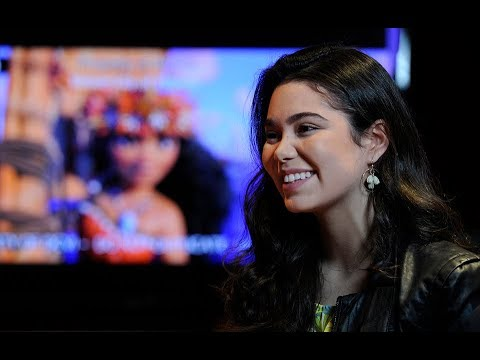 Aulii Cravalho redubs Moana in Native Hawaiian