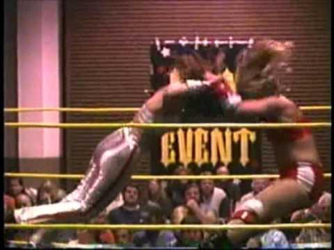 SSW Classic August 2001 Lexie Fyfe vs. Brandi Alexander