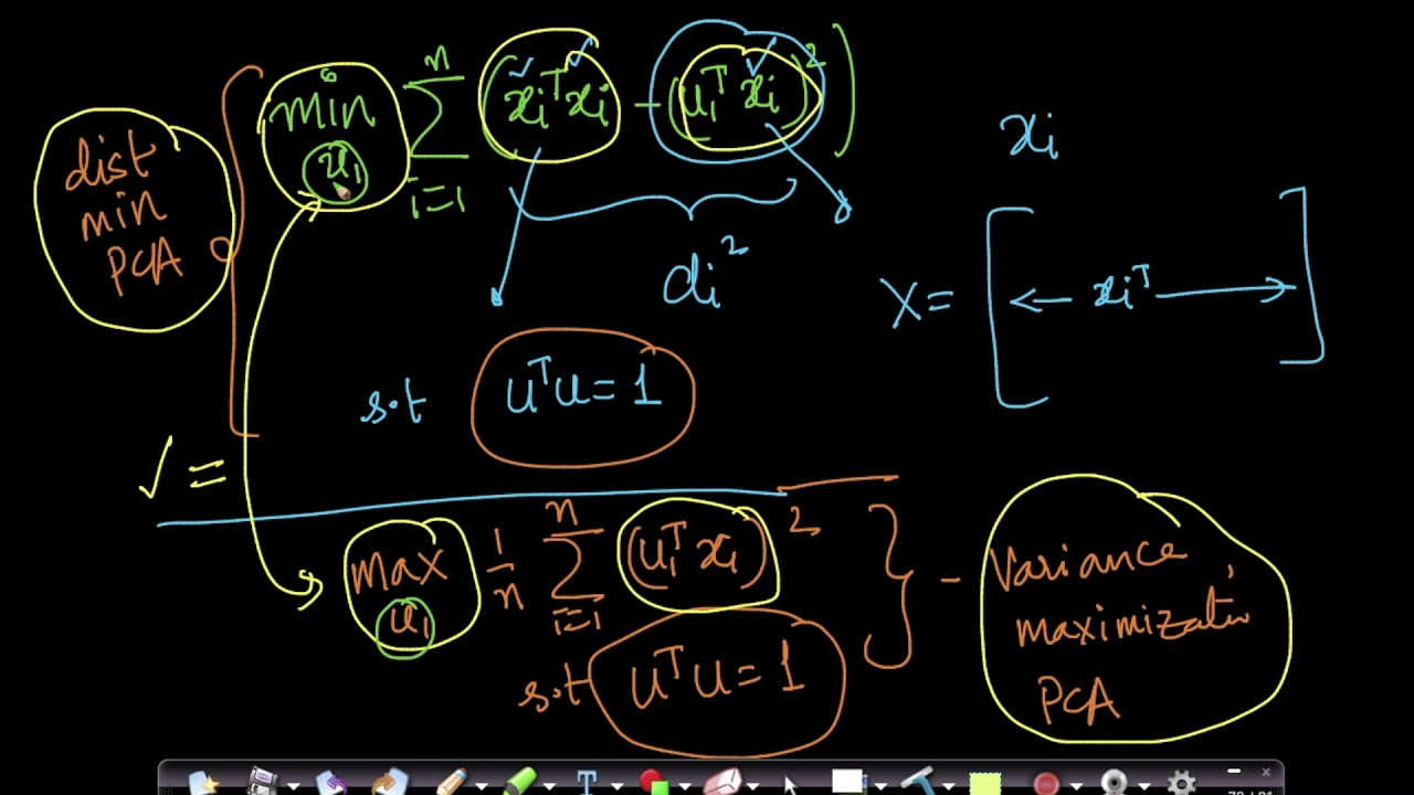 Eigen values and Eigen vectors (PCA): Dimensionality reduction Lecture 15@  Applied AI Course