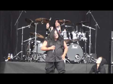 Exciter - Heavy Metal Maniac Sweden Rock 2012