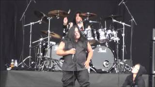 Exciter - Heavy Metal Maniac Live @ Sweden Rock 2012