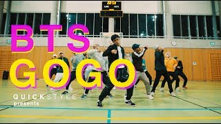 BTS (방탄소년단) - Go Go DANCE (고민보다 Go) by Quick Style