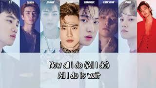 EXO - Wait + Picture coded English subsRomanizationHangul