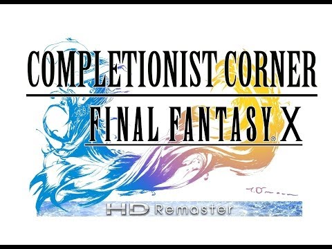 Final Fantasy X Hd Perfect Sphere Master Guide Gammas Completionist Corner