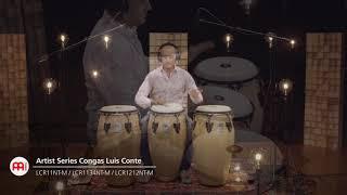 ARTIST SERIES CONGAS LUIS CONTE