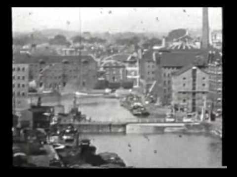 Gloucester Docks,40s/50s