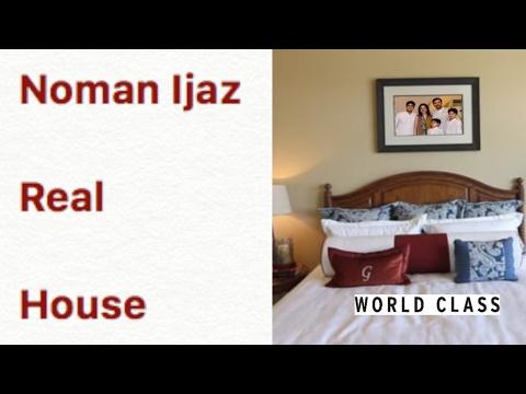 Noman Ijaz REAL house