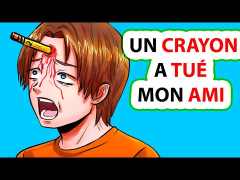 Le Crayon A Tué Mon Ami,Incroyable Mais Vrai