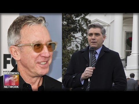 Tim Allen Drops An ANVIL on Jim Acosta on Blast Then Attacks Liberals' For the ONE THING They Lack
