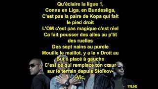 Psy 4 De La Rime - En avant les marseillais (Parole Officiel by Falko)