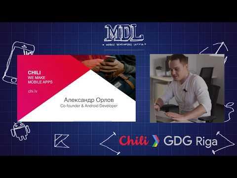 MDL Meetup #10. Aleksandrs Orlovs - Android Data Binding Library (RUS)
