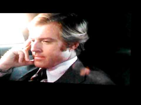 The Candidate 1972 Robert Redford