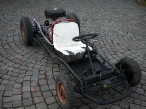 kart fait maison homemade go kart youtube. Black Bedroom Furniture Sets. Home Design Ideas