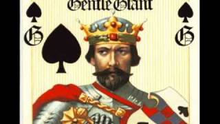 Gentle Giant: Playing The Game