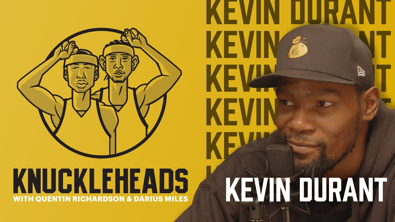 Download Kevin Durant AKA Easy Money Sniper Returns With Q & D | Knuckleheads S2: E6 | The Players' Tribune