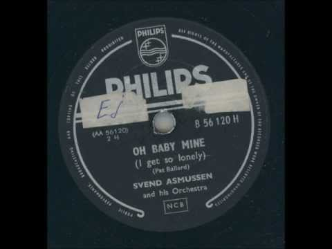Svend Asmussen and his Orchestra - Oh baby mine