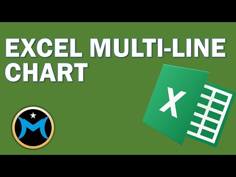 How do i make a line graph in excel 2020