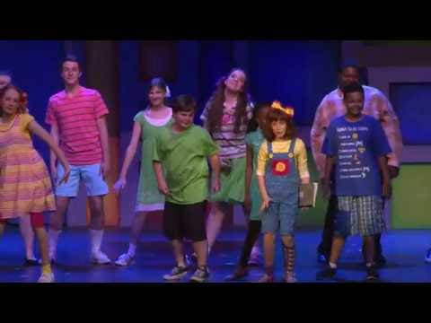 """Tuscaloosa Children's Theatre presents """"Top Secret Personal Beeswax"""" from Junie B. Jones the Musical"""