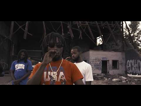 9000 Rondae x FMB DZ - Real Life (Official Music Video) By @gmtentertainment