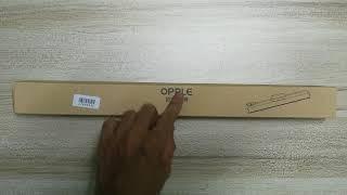 แกะกล่อง OPPLE หลอดไฟ LED 7w ปรับสีและแสงได้