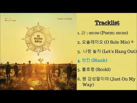 [FULL ALBUM] SF9 - KNIGHTS OF THE SUN