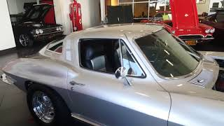 1964 corvette walk around