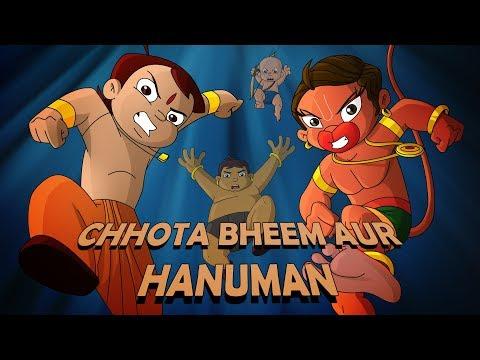 Chhota Bheem Aur Hanuman Promo