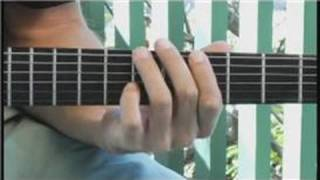 playing b-flat minor 7 flat 5 in 3rd inversion arpeggios on guitar : how to play guitar arpeggios 4