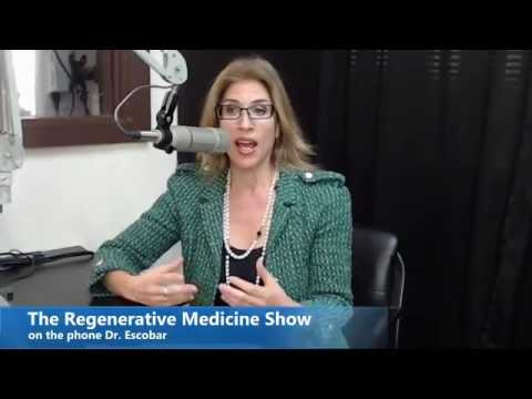 The Regenerative Show with Dr. Luis Escobar August 22, 2016