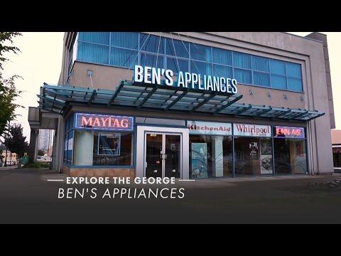 Ben's Appliances / Explore The George