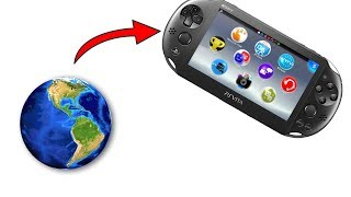 Remote Play Ps4 On Ps Vita - Away From Home