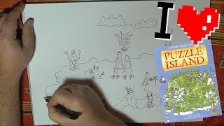 Draw Your Own Island! (Why I Love Puzzle Island)
