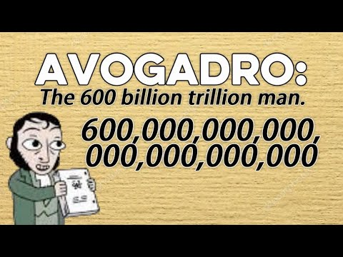 Avogadro and his Magic Number