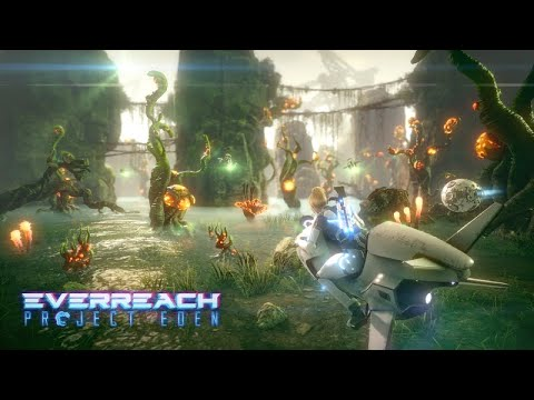 EVERREACH PROJECT EDEN PC GAMEPLAY WALTHROUGH! |