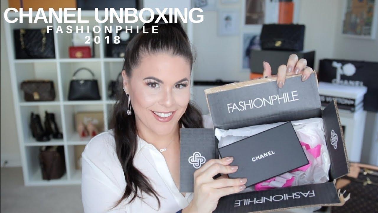 98f37bc19790 CHANEL UNBOXING @FASHIONPHILE | Jerusha Couture - YouTube