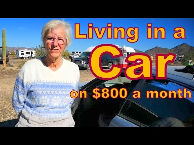 living-in-a-car-on-800-a-month