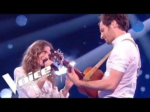 Vianney - Je m'en vais | Maëlle et Vianney | The Voice 2018 | Finale