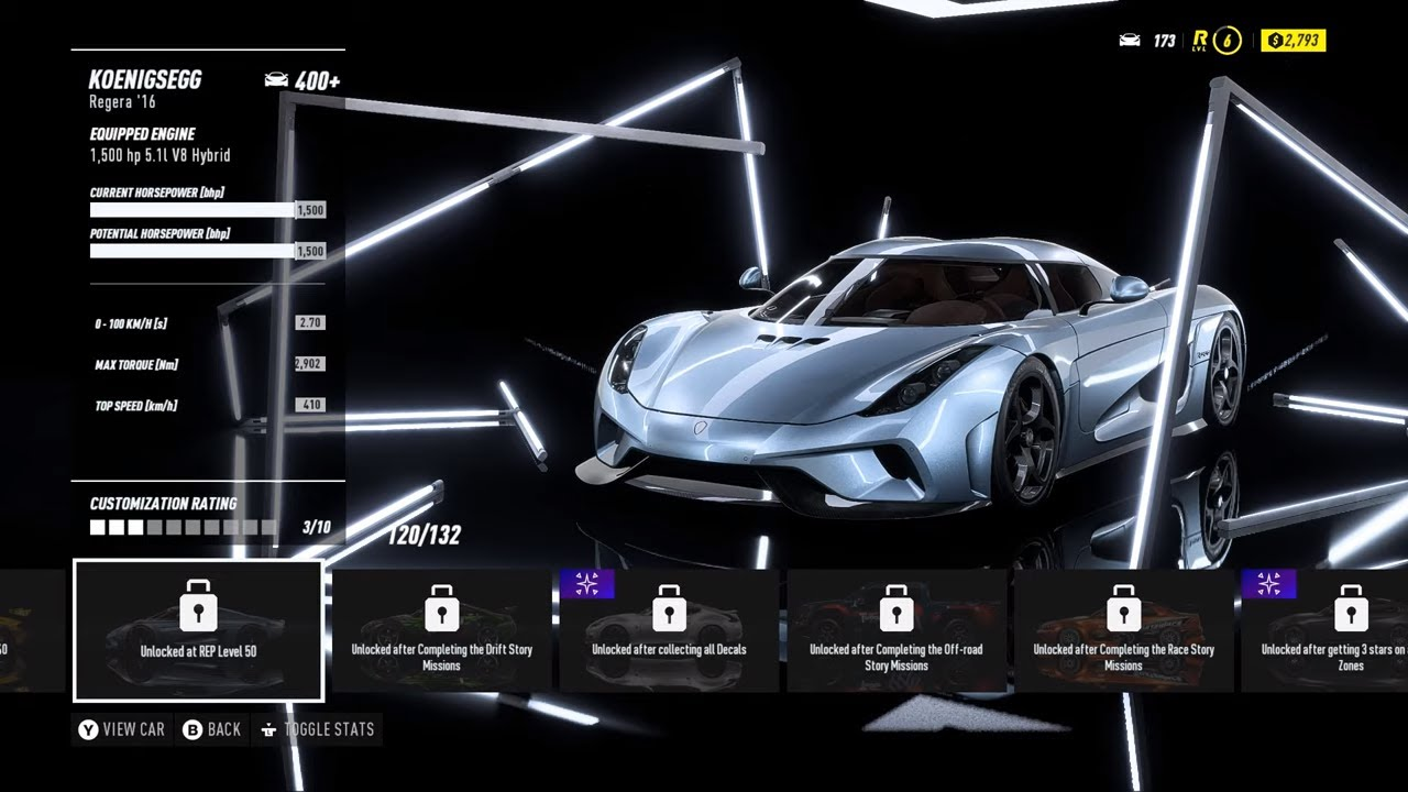 Need For Speed HEAT 2019 - All Cars Showcase (NFS 2019) Full Car List 132 Cars + Stats