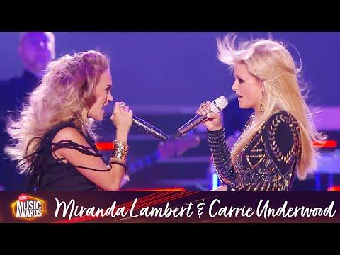 Miranda Lambert & Carrie Underwood Perform