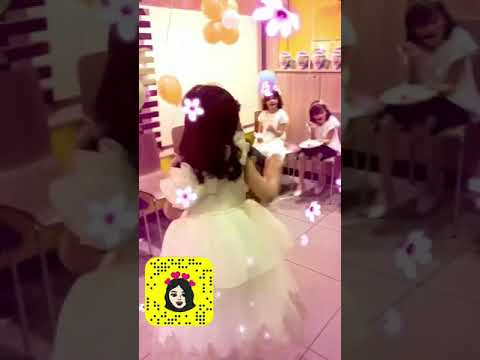 رقص بنات  سناب الهنوف المتروك