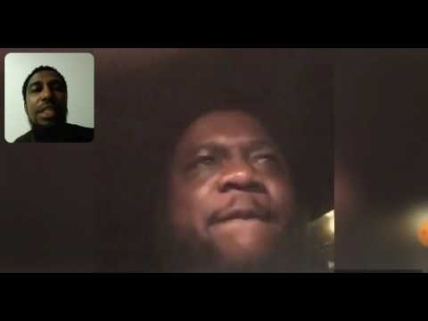 """S.4.G REACTION TO AR - AB saying """"MEEK MILL SUPPORT PHILLY ARTIST"""" (IIWIIOP SHOW)"""