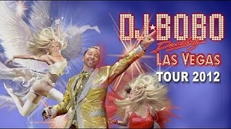 DJ BoBo - DANCING LAS VEGAS The Show - Live In Berlin 2012